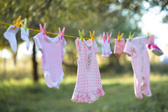 Baby wear Stock Photography