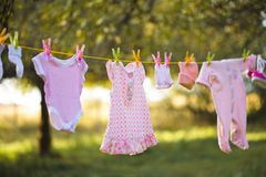 Baby wear Royalty Free Stock Image