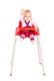 Baby-Wellenartig bewegen Stockbilder