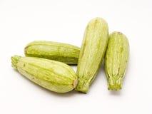 Baby zucchini Stock Image