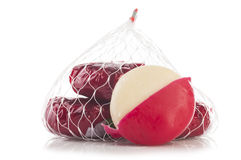 Babybel cheese in wex Stock Photography