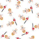 Babybeschaffenheit Stockfoto
