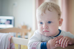 Babyboy stock fotografie