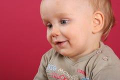 Babyboy portrait Stock Photo