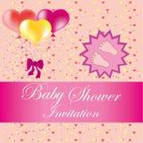 Babydouche stock illustratie