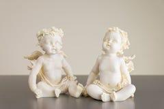 Babyengelen royalty-vrije stock foto