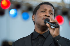 Babyface Edmonds Stock Image