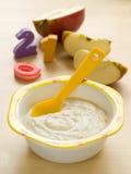 babyfood Стоковое Изображение RF