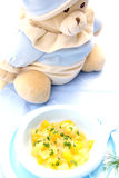 babyfood Arkivfoton