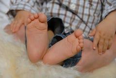 Babyfoot Fotos de archivo libres de regalías