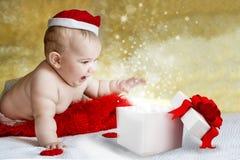 Babygeschenke stockfoto