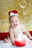Babygeschenke stockbild