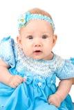 babygirl αρκετά Στοκ φωτογραφία με δικαίωμα ελεύθερης χρήσης
