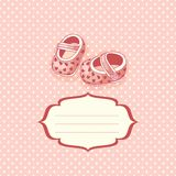 Babygirl vector illustratie