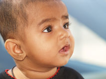 Babygirl Imagen de archivo libre de regalías