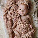Babygirl Fotografia Stock Libera da Diritti