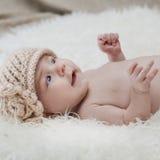 Babygirl Fotografia Stock