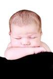Babygirl lindo foto de archivo libre de regalías