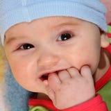 Babyjongen Stock Foto