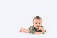 Babyjongen Royalty-vrije Stock Afbeeldingen