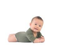 Babyjongen Royalty-vrije Stock Foto