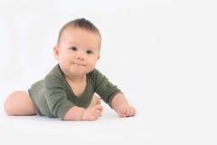 Babyjongen Royalty-vrije Stock Fotografie