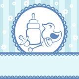 Babykarte Stockbilder