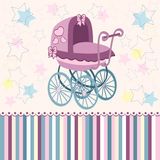 Babykinderwagen Stock Foto's