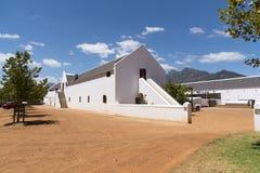 Babylonstoren wine estate. Western Cape South Africa Royalty Free Stock Images