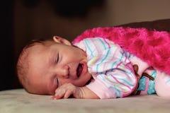 Babymeisje Stock Afbeelding