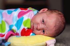 Babymeisje Stock Afbeeldingen