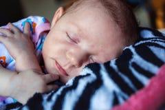Babymeisje Royalty-vrije Stock Fotografie