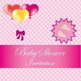 Babyparty Stockbild