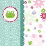 Babyparty-Einladung Lizenzfreie Stockbilder