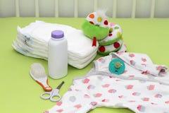 Babypersoneel Royalty-vrije Stock Foto's