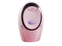 Babyphone bianco Immagine Stock