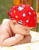 Babyportrait Lizenzfreie Stockfotografie