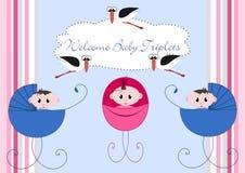 babys υποδοχή Στοκ φωτογραφία με δικαίωμα ελεύθερης χρήσης