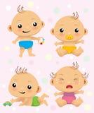 Babys royalty-vrije illustratie