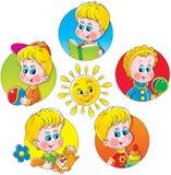 Babys Stock Foto's
