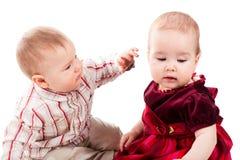 Babys royalty-vrije stock afbeeldingen