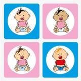 Babys Royalty Free Stock Photos