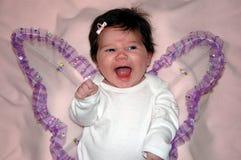 babys första halloween Arkivfoton