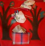 Babys sockor Royaltyfria Foton