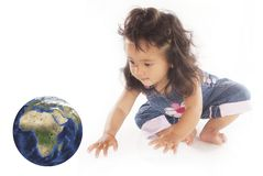 Babys World Stock Photography