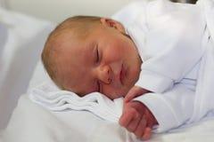 Babyschlaf Lizenzfreies Stockbild