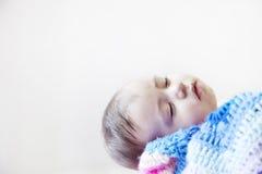 Babyschlafen Stockbilder