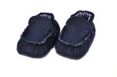 Babyschoenen royalty-vrije stock afbeelding