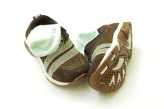 Babyschuh Stockfotos