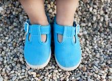 Babyschuhe Stockfotos